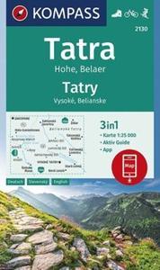 Vysoké Tatry 2130 NKOM 1:25T