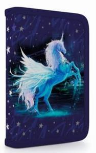 Obrázok Penál 1 p. s chlopní naplněný Unicorn 1