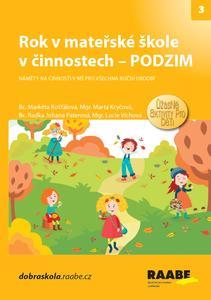 Obrázok Rok v mateřské škole v činnostech Podzim
