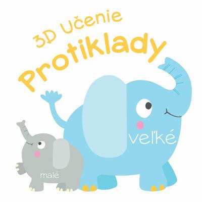Obrázok 3D Učenie Protiklady
