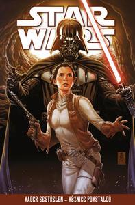 Obrázok STAR WARS Vader sestřelen Věznice povstalců