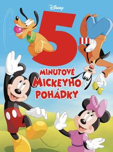 Obrázok Disney 5minutové Mickeyho pohádky