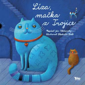 Obrázok Líza, mačka z Trojice