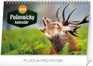 Obrázok Poľovnícky kalendár 2020