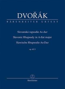 Obrázok Slovanská rapsodie As dur op. 45/3