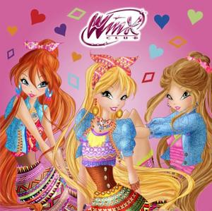Obrázok Winx club fashion