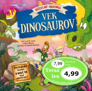 Obrázok Vek dinosaurov