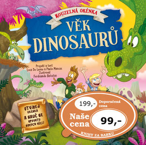 Obrázok Věk dinosaurů