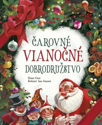 Obrázok Čarovné vianočné dobrodružstvo