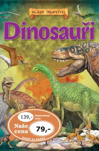Obrázok Dinosauři Mladý objevitel