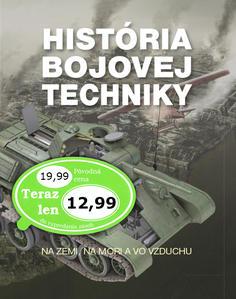 Obrázok História bojovej techniky