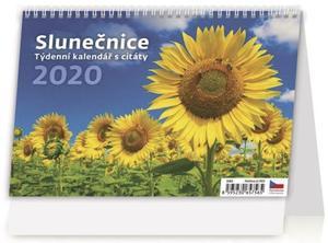 Obrázok Slunečnice - stolní kalendář 2020