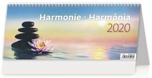 Obrázok Harmonie - stolní kalendář 2020