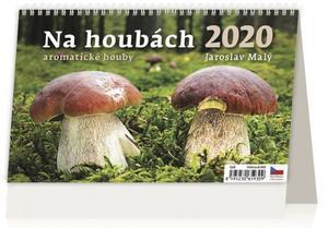 Obrázok Na houbách - stolní kalendář 2020