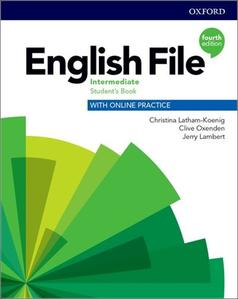 Obrázok English File Fourth Edition Intermediate Student's Book with Online Practice