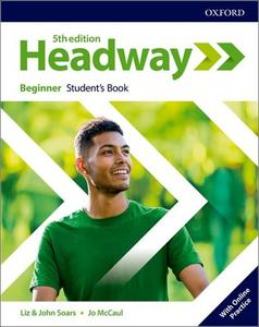 Obrázok New Headway Fifth Edition Beginner Student's Book with Online Practice