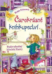 Obrázok Čarokrásné knihkupectví Podivuhodný křeček Harry