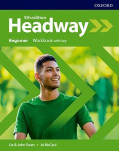 Obrázok New Headway Fifth Edition Beginner Workbook with Answer Key