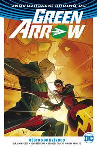 Obrázok Green Arrow 4 Město pod hvězdou