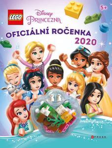 Obrázok LEGO Disney Princezna Oficiální ročenka 2020