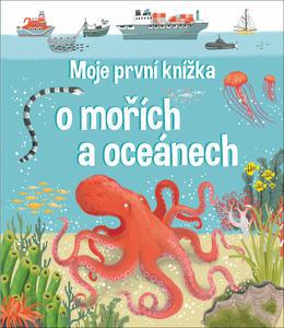 Obrázok Moje první knížka o mořích a oceánech