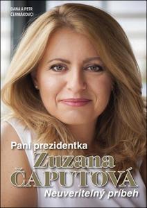 Obrázok Pani prezidentka Zuzana Čaputová