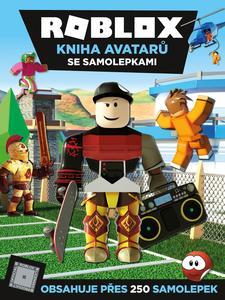 Obrázok Roblox Kniha avatarů se samolepkami