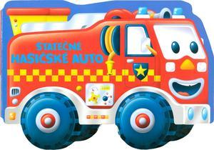 Obrázok Statečné hasičské auto
