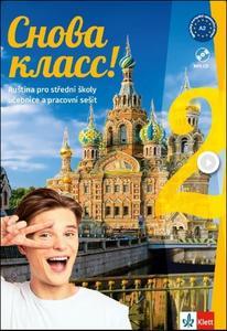 Obrázok Snova Klass! 2 Učebnice s pracovním sešitem a CD