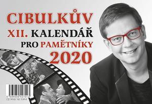 Obrázok Cibulkův kalendář pro pamětníky 2020