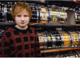Obrázok Ed Sheeran před objektivem