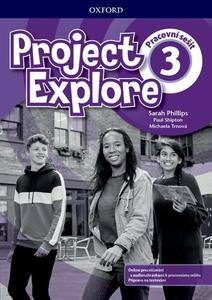 Obrázok Project Explore 3 Workbook CZ