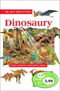 Obrázok Dinosaury Mladý objaviteľ