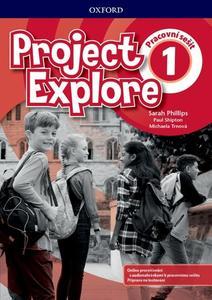 Obrázok Project Explore 1 Workbook CZ