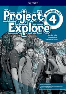 Obrázok Project Explore 4 Workbook CZ