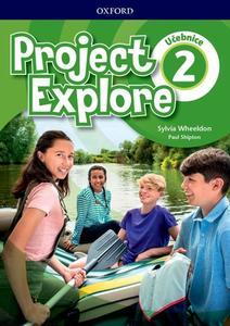 Obrázok Project Explore 2 Student's book CZ