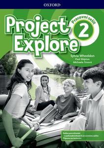 Obrázok Project Explore 2 Workbook CZ
