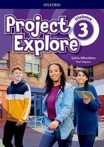 Obrázok Project Explore 3 Student's book CZ