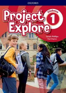 Obrázok Project Explore 1 Student's book CZ