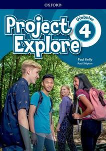 Obrázok Project Explore 4 Student's book CZ