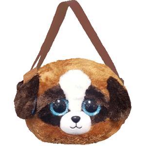 Obrázok Ty Fashion kabelka Duke hnědo/bílý pes