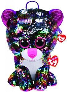 Obrázok Ty Fashion Sequins batůžek s otočnými flitry Dotty leopard