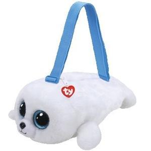 Obrázok Ty Fashion kabelka Icy bílý tuleň