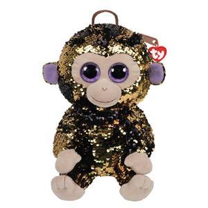 Obrázok Ty Fashion Sequins batůžek s otočnými flitry Coconut opice