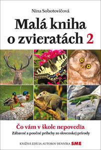 Obrázok Malá kniha o zvieratách 2