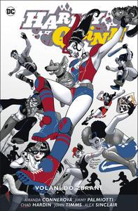 Obrázok Harley Quinn 4 Volání do zbraně