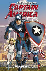 Obrázok Captain America Steve Rogers Hail Hydra