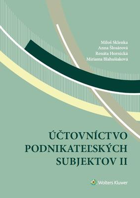 Obrázok Účtovníctvo podnikateľských subjektov II