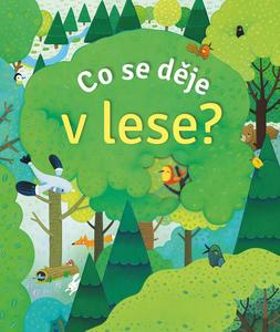 Obrázok Co se děje v lese?