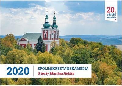 Obrázok Spolu@krestanskamedia 2020 - stolní kalendář